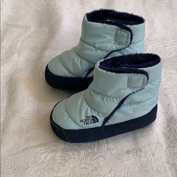 Northface Baby Booties Size 2